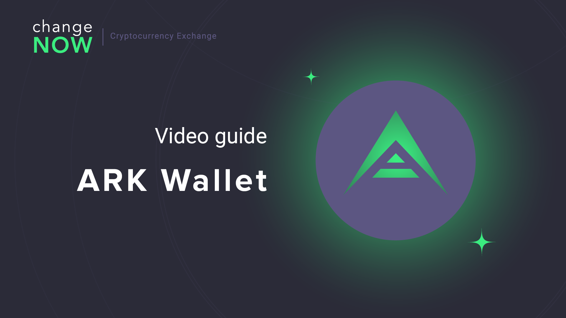 How To Use ChangeNOW Exchange Plugin in Ark Wallet [GUIDE]