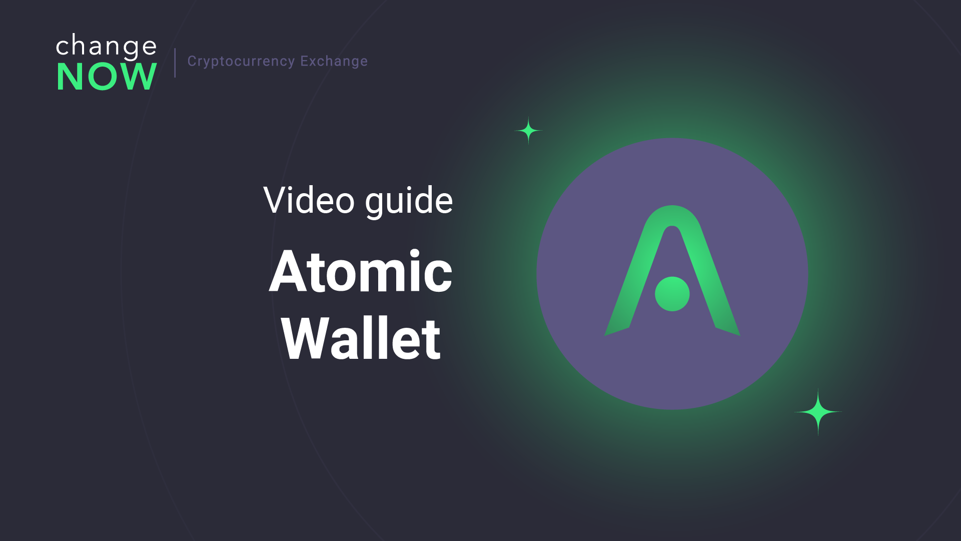 How To Perform A ChangeNOW Exchange In Atomic Wallet [GUIDE]