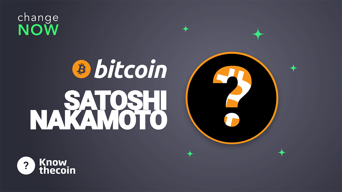 Know The Coin: Interview with Bitcoin Creator Satoshi Nakamoto