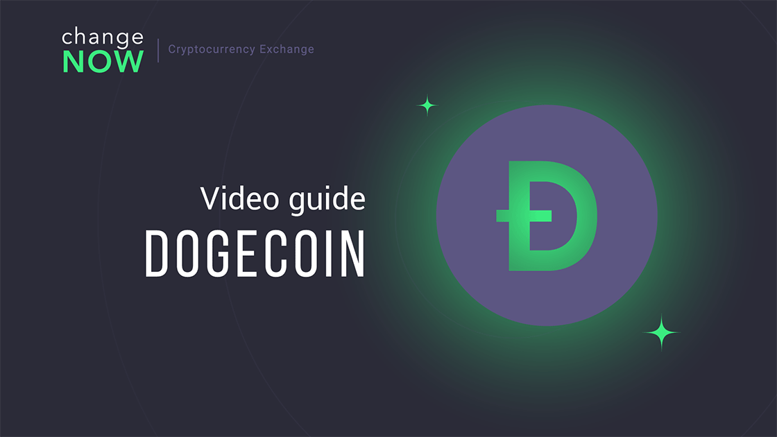 How To Buy Dogecoin on ChangeNOW.io - Quick and Easy Swaps with More than 160 Cryptos [GUIDE]