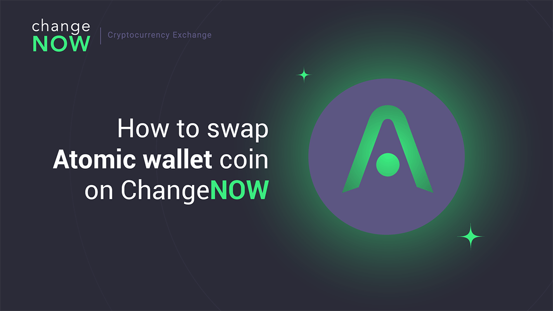 How To Swap Atomic Wallet Coin (AWC) on ChangeNOW - ERC20 to BEP2