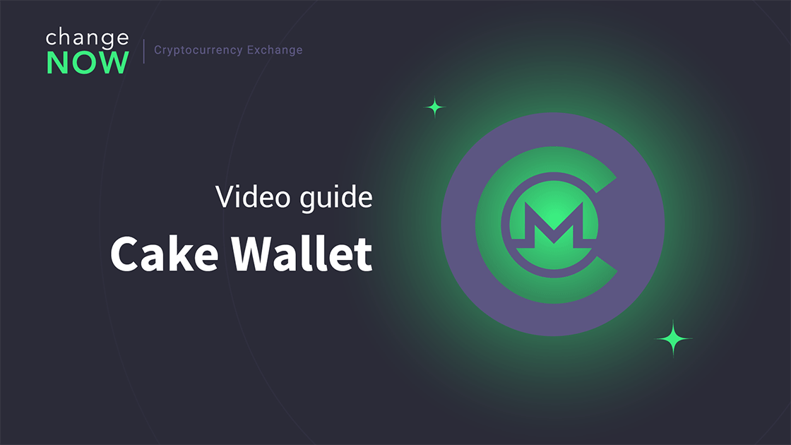 How To Perform a Monero Swap with ChangeNOW in Cake Wallet [GUIDE]