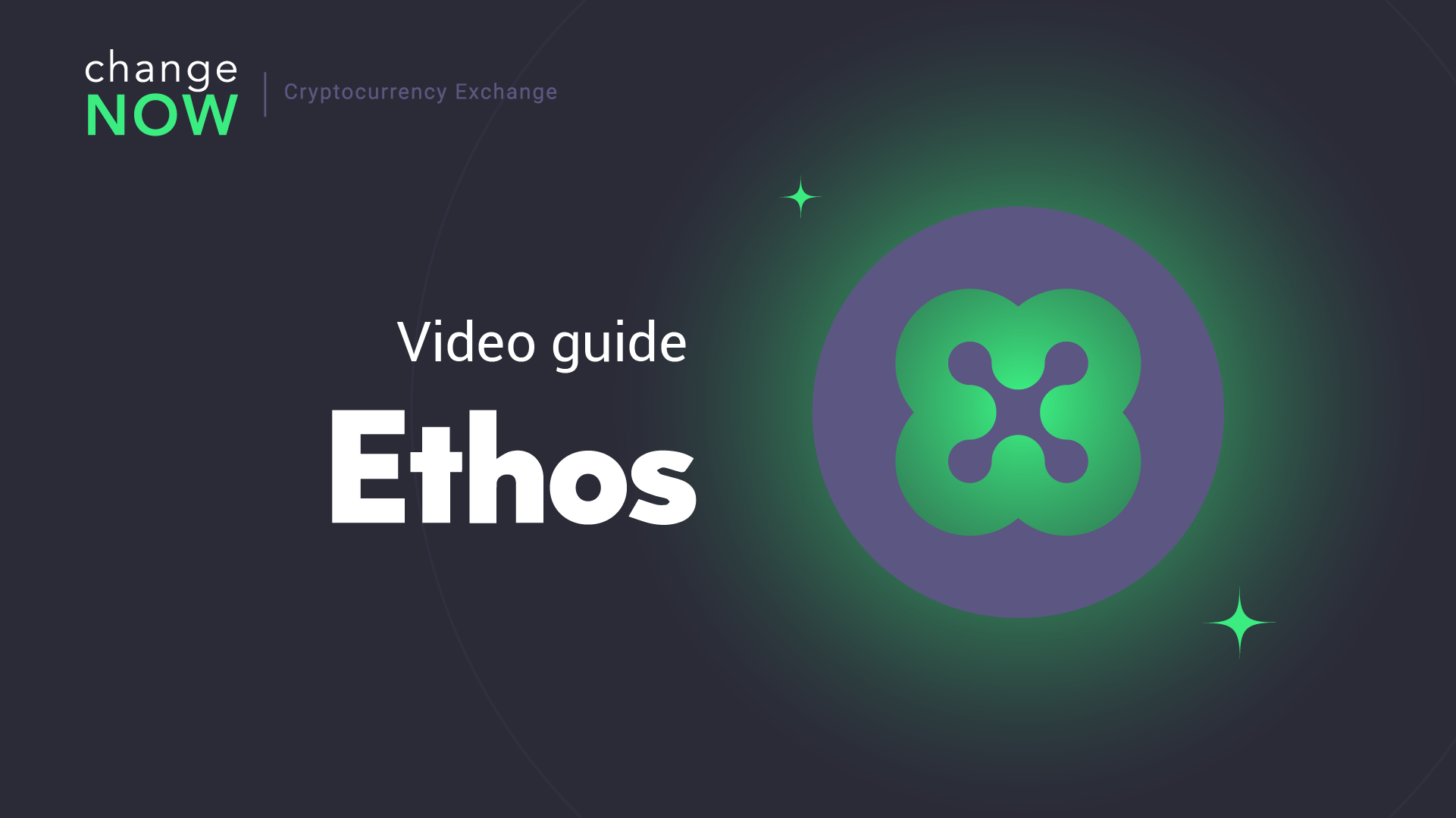 How To Buy Ethos on ChangeNOW.io - Quick and Easy Swaps with More than 170 Cryptos [GUIDE]