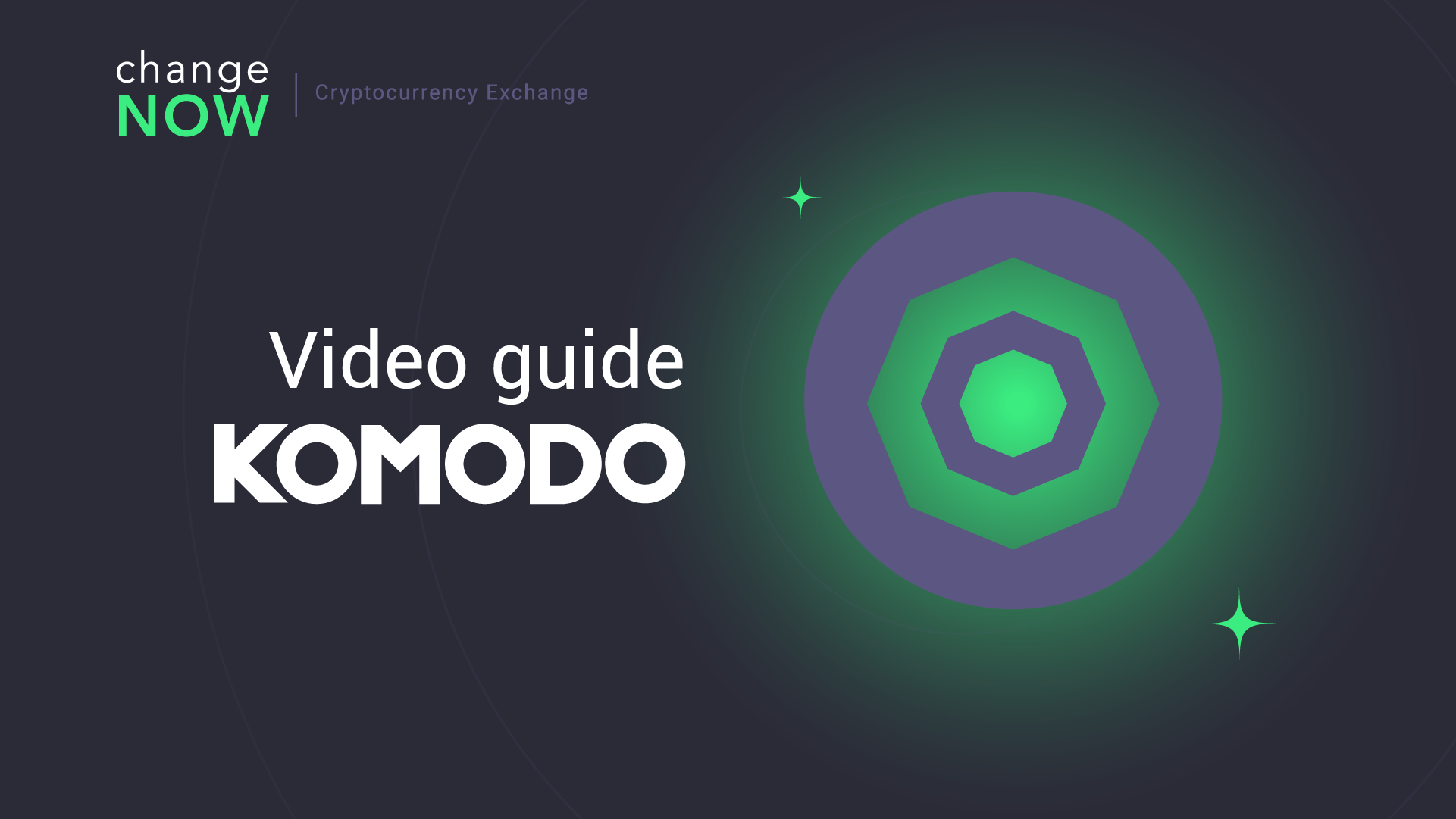 How To Buy Komodo (KMD) on ChangeNOW.io - Quick and Easy Swaps with More than 150 Cryptos [GUIDE]