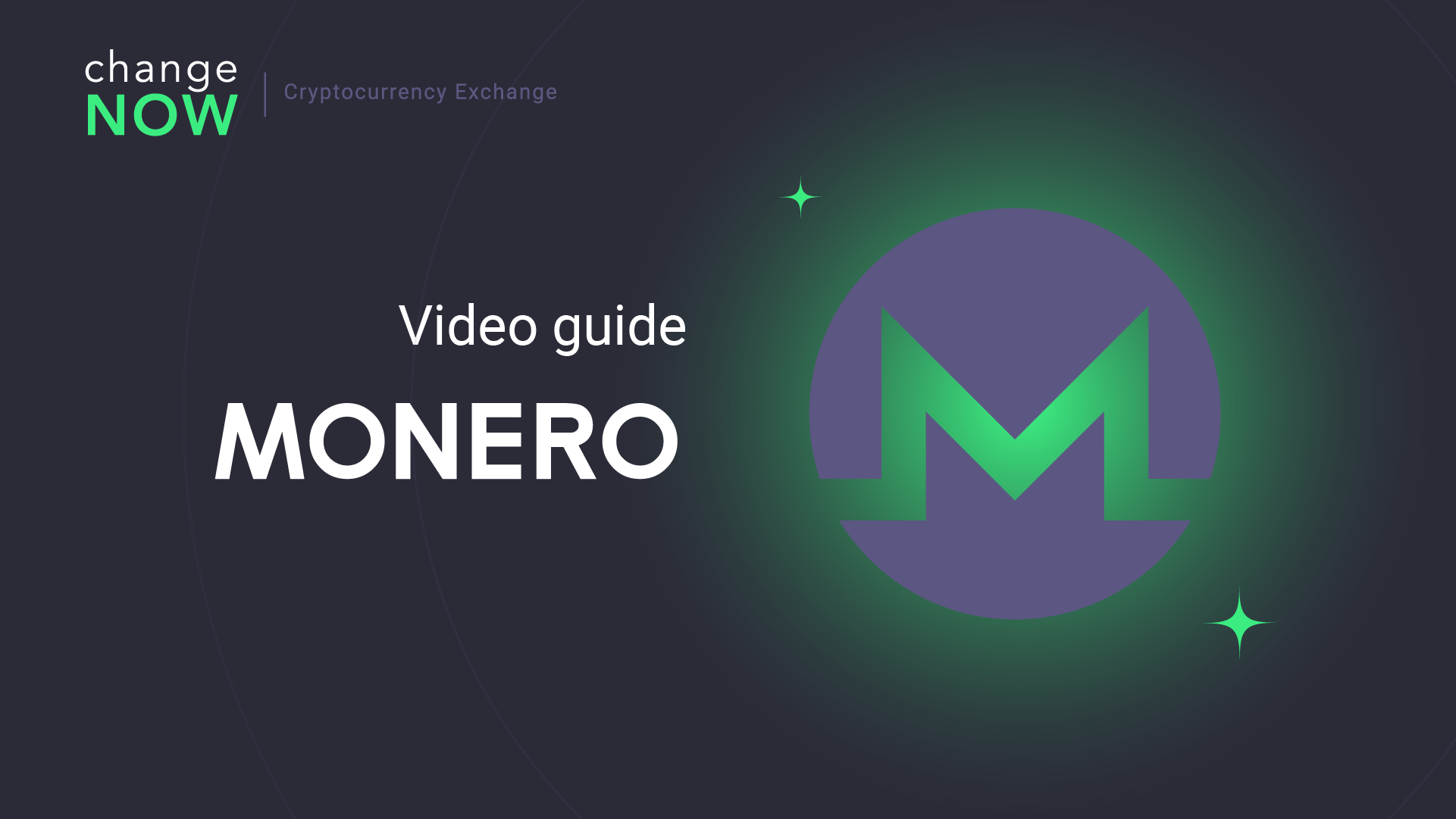 How To Buy Monero on ChangeNOW.io - Quick and Easy Swaps with More than 200 Cryptos [GUIDE]