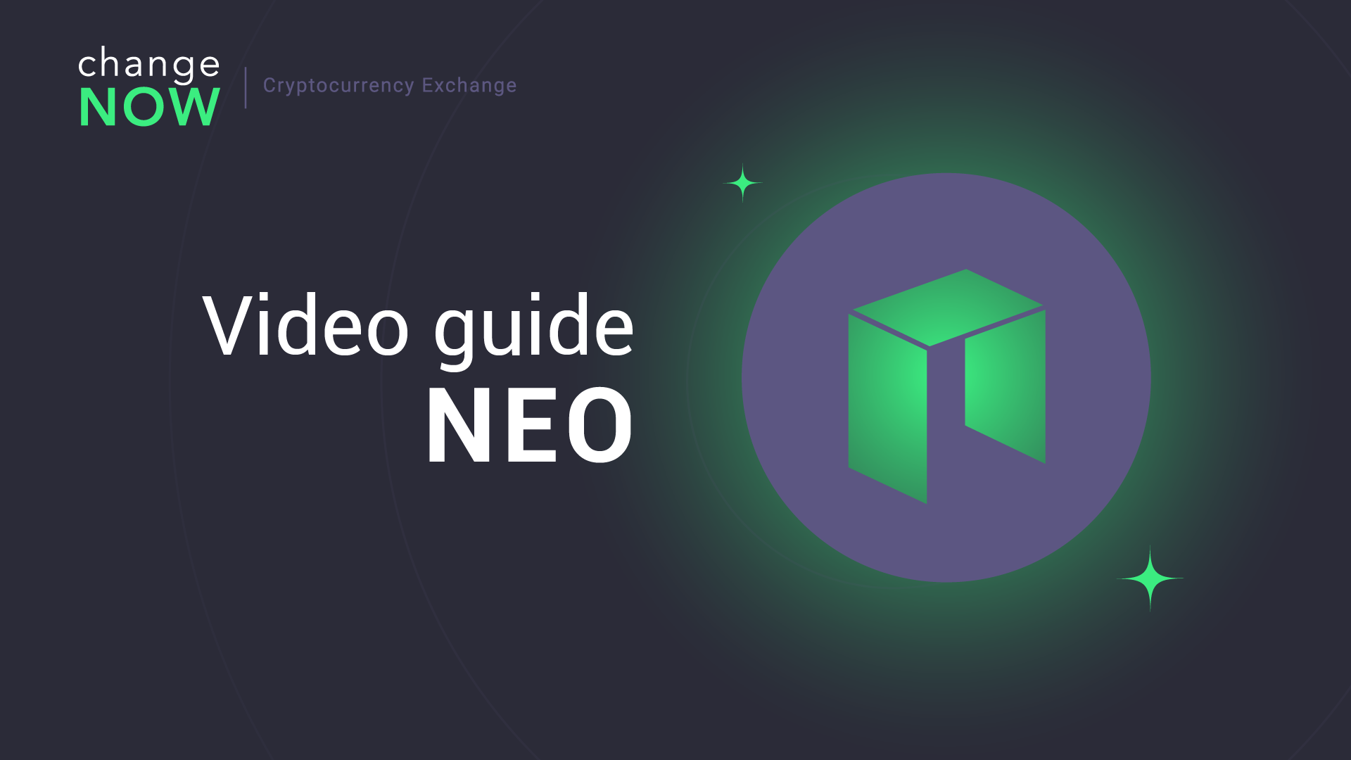 How To Buy NEO on ChangeNOW.io - Quick and Easy Swaps with More than 150 Cryptos [GUIDE]
