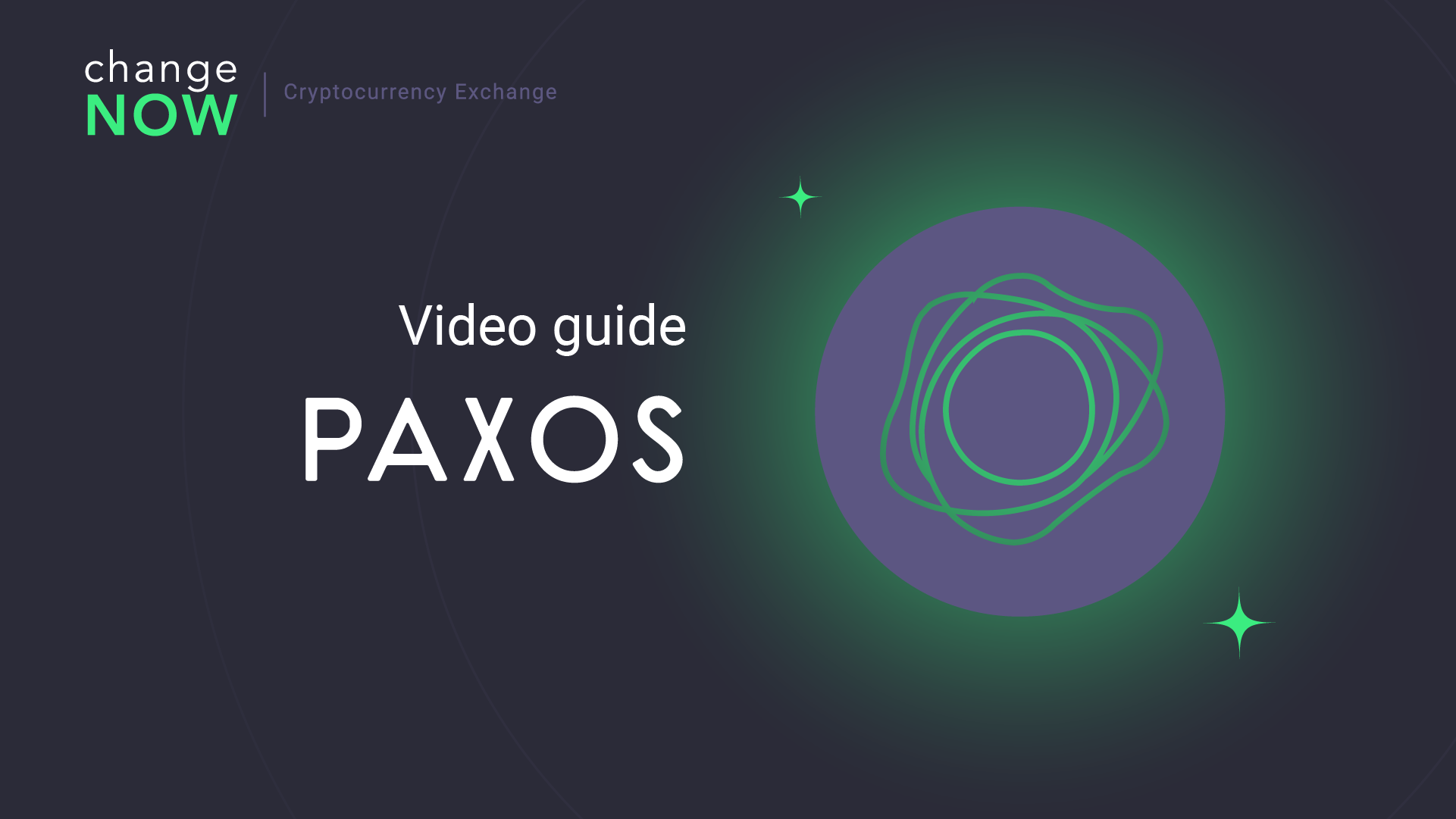 How To Buy PAX on ChangeNOW.io - Quick and Easy Swaps with More than 200 Cryptos [GUIDE]