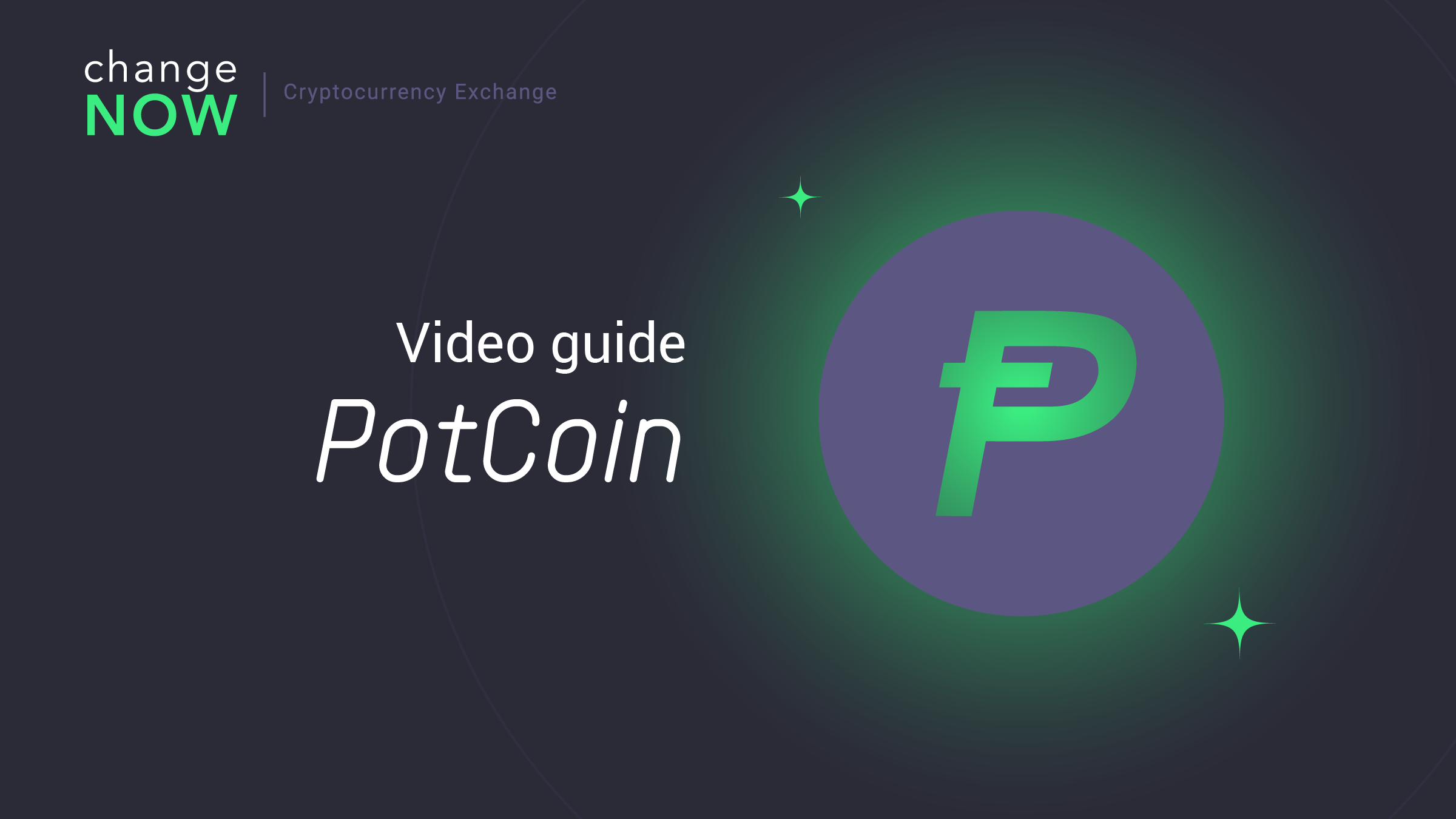 How To Exchange Potcoin on ChangeNOW io: Quick and Easy Swaps with More than 170 Cryptos [GUIDE]
