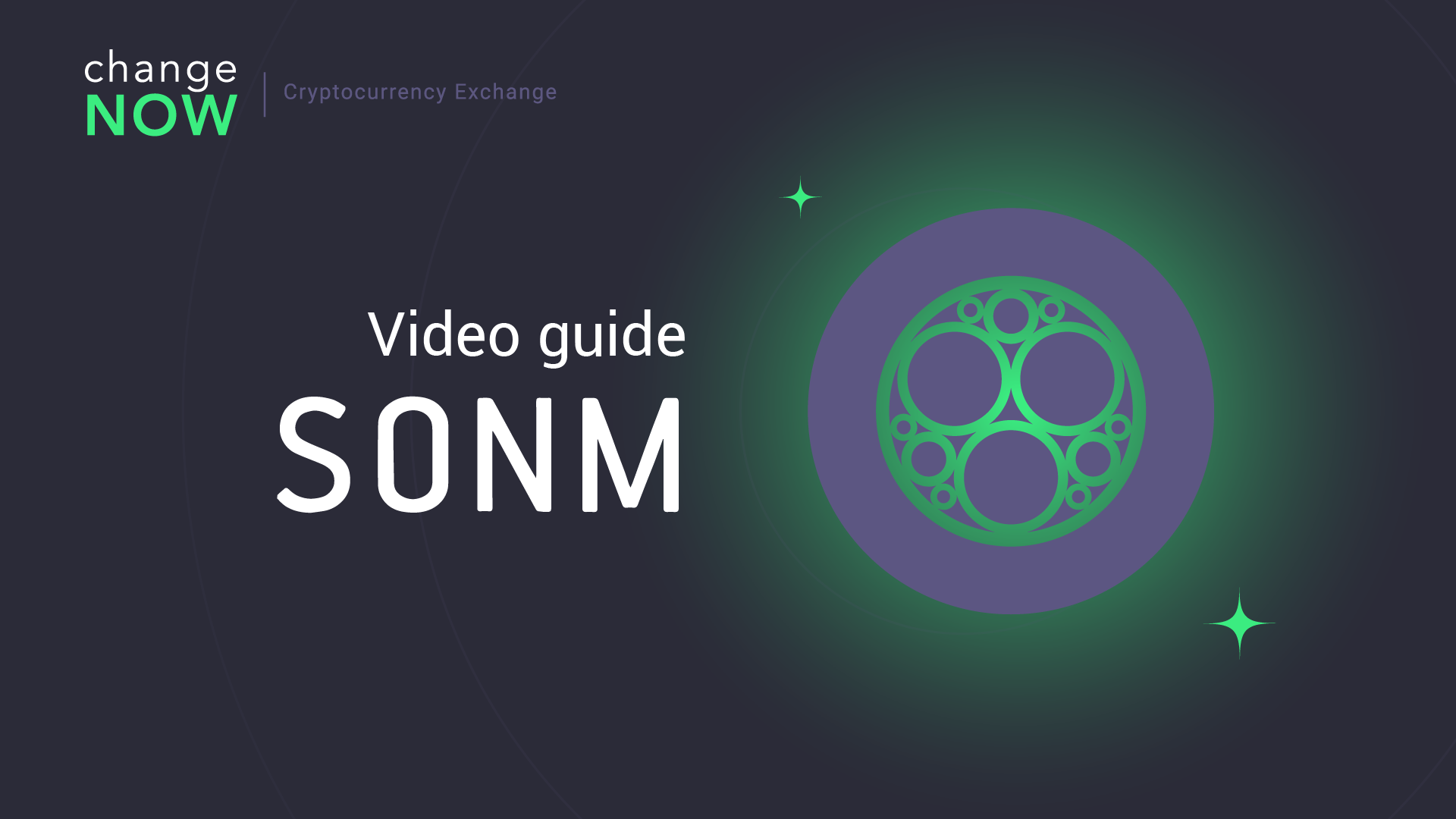 How To Exchange SONM on ChangeNOW.io — Registration-Free Crypto Exchange [GUIDE]