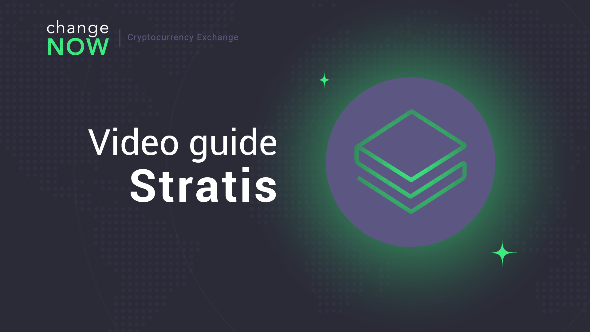 How To Buy Stratis on ChangeNOW.io - Quick and Easy Swaps with More than 150 Cryptos [GUIDE]
