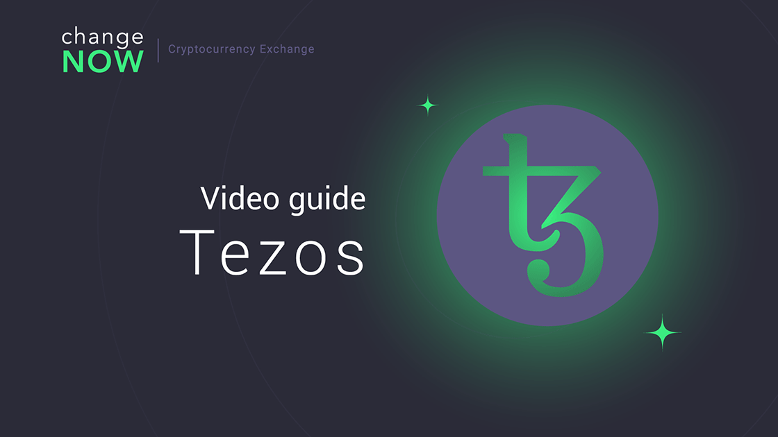 How To Exchange Tezos on ChangeNOW io — Registration Free Crypto Exchange [GUIDE]