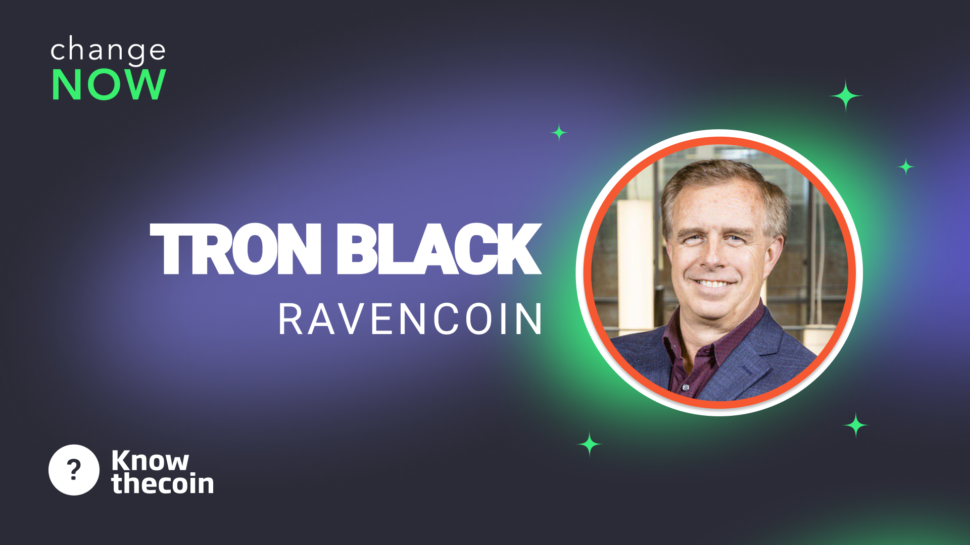 Know The Coin: Ravencoin's Lead Developer Tron Black